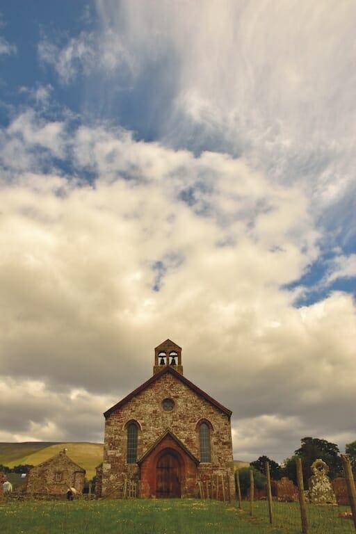 Kirkland Church by Andrew Powell, of Cliburn.