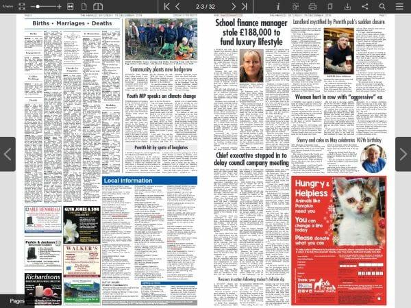 CW Herald Digital Edition