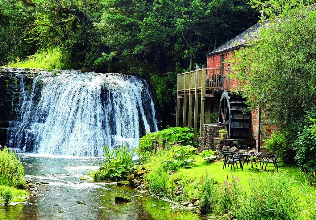 Maureen Groppe, of Penrith, captured this lovely shot of Rutter Force.