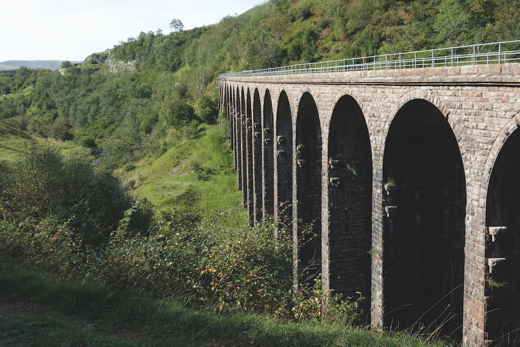 Smardale Viaduct by Ken Ormonde