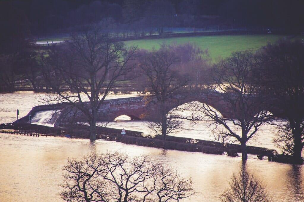 Eden Bridge, Lazonby