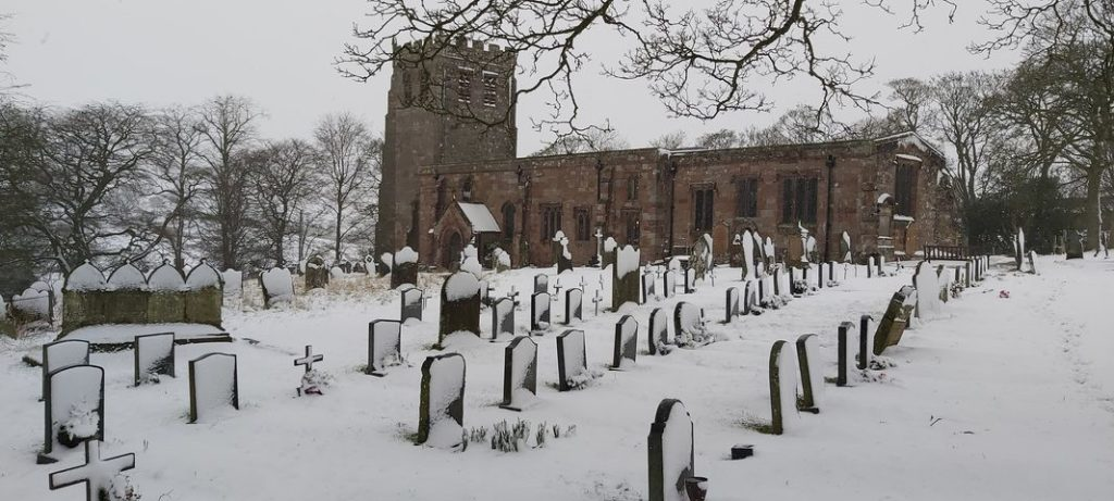 St Michael's Church, Brough, by Sam Sykes