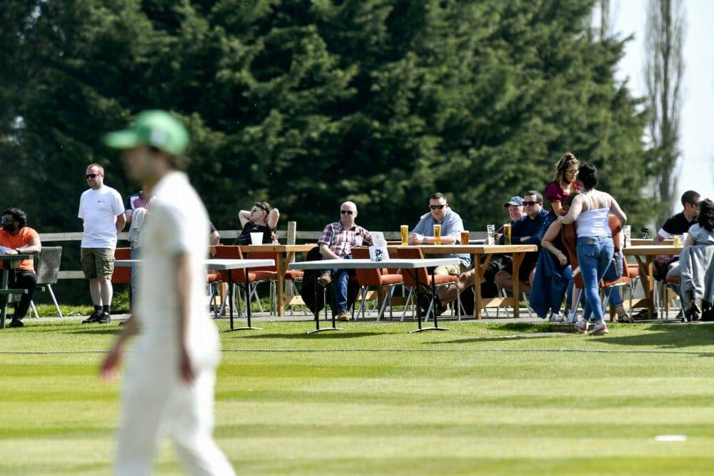 Cricket. Penrith v Eccleston Cricket Club: 24 April 2021 STUART WALKER  Stuart Walker Photography 2021