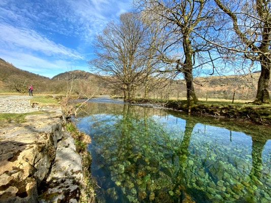 River Derwent in Borrowdale by Paul Rathbone of Portinscale