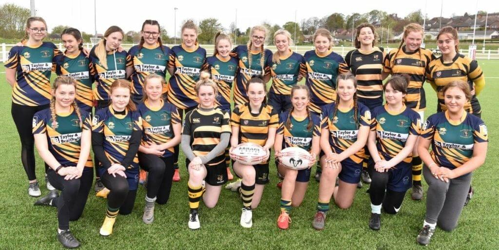 Keswick under-15 rugby