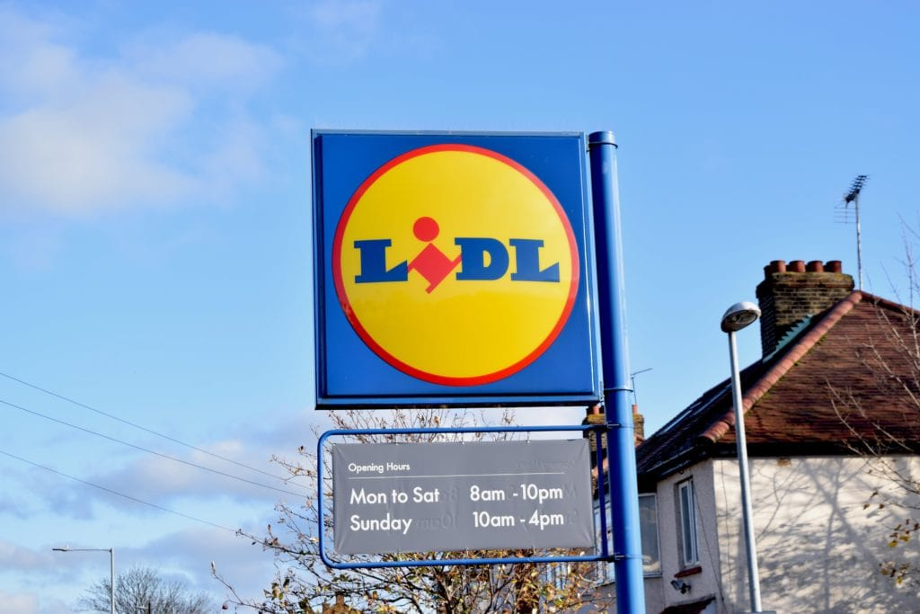 Discount supermarket chain Lidl is eyeing a possible new store in Penrith.