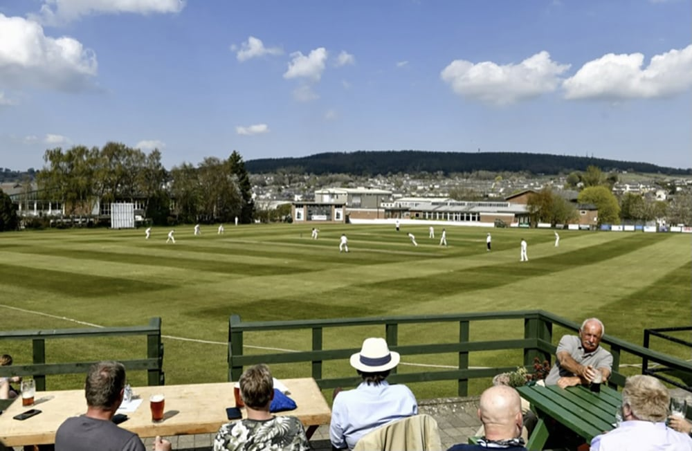 Penrith Cricket Club has ensured that visitors can see every moment of this year's summer of sport by investing in a new IT system.