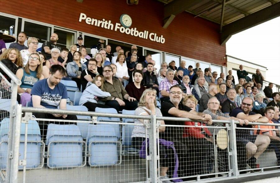 Penrith v Carlisle United